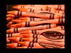 MJ's How It's Made - Crayons, Just put it on mute because the narration is really annoying.
