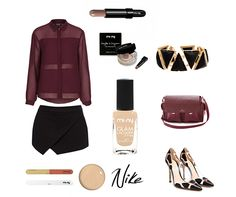 NIKE  Be GLAM with MI-NY!  SHOP ONLINE- Acquista Online. http://www.minyshop.com/it/cipria/18-nike.html   #miny #nailpolish #smalto #nails #glamour #fashion #madeinitaly #noanimaltesting #nike #burgundy #outfit #outfitoftheday #minycosmetics #fashion #glamour