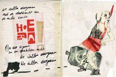 Nina Vandeweghe Drawings
