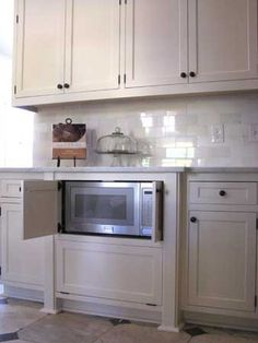 Image detail for -Do You Need An Under Cabinet Microwave ?