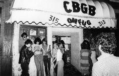 Ramones - CBGB