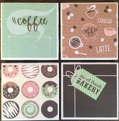 A personal favorite from my Etsy shop https://www.etsy.com/listing/473701663/tile-coasters-coffee-coasters-ceramic