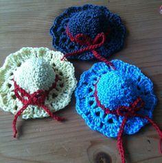 Joepie Hat & Granny Square Pattern /;)