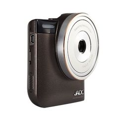 """JADO Full HD Super Night Vision Car DVR Anti-shake Dash Cam - 2.4"""", High Dynamic Range Rendering (Free 8G TF Card + Card Reader) (B00M6SNES4) Unique design, mini portable and metallic texture,Leather veins. High dynamic range rendering(HDR):Provide more dynamic range and image detail.Closer to reality,better to record. Vibration sensor, Using upgraded 360-degree rotating mounting design,Record the beautiful scenery during car journey Use iphone 5S aluminum-magnesium alloy lens ring:improve…"""
