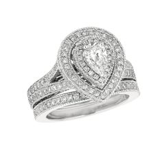 A ring I liked today while at Sams club Jewelry Pinterest