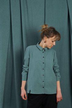 koszula JEZIORO - METR64 - Torby Nerki Plecaki... Women's Fashion, Pullover, Sweaters, Outfits, Tall Clothing, Fashion Women, Sweater, Sweater, Woman Fashion