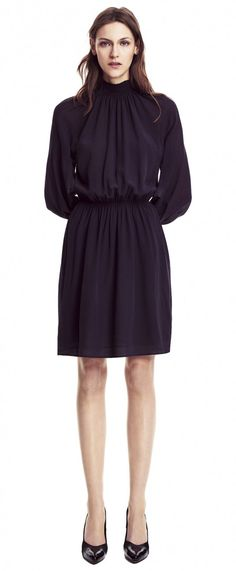 Washed Silk Crepe Dress | Dresses | Woman | Filippa K