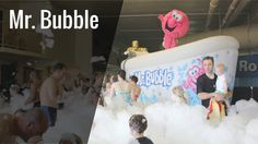 Bubble World's Largest Bubble Bath Bubble World, Social Media Strategist, The Mister, Bubble Bath, 50th Anniversary, How To Memorize Things, Bubbles, Campaign, June
