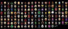 Every single unlockable character in LEGO Marvel Superheroes! My favourites include Stan Lee, Professor X and Agent Phil Coulson! #lego #EvenLEGOCoulsonLives #Marvel