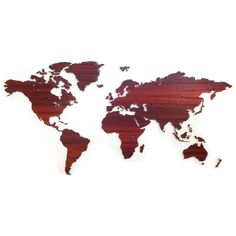 houten wereldkaart padoek, wooden worldmap