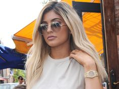 We're going to be seeing A LOT more of Kylie Jenner's wigs