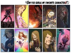 Favorite character Meme by Okha.deviantart.com on @deviantART metalocalypse toki wartooth