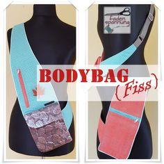 Aus der Schoki-To-Go Bodybag, die ich für die Hachezchallenge genäht habe, wird das Freebook Bodybag {Fiss}. In der Adventszeit wird es die Anleitung als Sewalong auf meinem Blog geben. Jeden Adven…