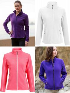 f5b2fd110da139 Landway Ladies Fleece   Jackets
