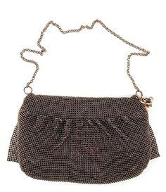 Sonia Rykiel Chainmail Shoulder Bag Www Socialiteauctions