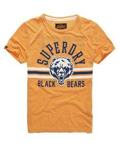 Superdry Black Bears T-shirt Superdry Style, Superdry Mens, Best Straight Razor, Bear T Shirt, High Quality T Shirts, Black Bear, Beard Styles, Casual T Shirts, Shirt Designs