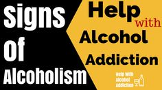 The Signs of Alcoholism - Help for Alcoholics Q&A #001