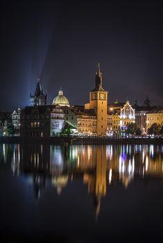 Prague by Jan Křikava