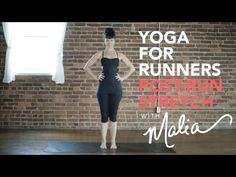 Yoga for Runners: Post-Run Cool Down