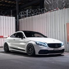 Mercedes-AMG C205 C63s Coupe