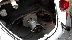 O Fusca elétrico - Mãos ao Auto