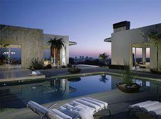 contemporary exterior residential house design
