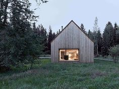elv's: a modern barn