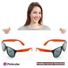 Wir lieferten Sonnenbrillen mit Logo bedruckt an die Feuerwehr von Kleinostheim. Sie erfreuen sich an einem der interessantesten Werbeartikel, der Sonnenbrille. Dieses Werbemittel hat ein sehr effektives und nachhaltiges Werbepotenzial. Unsere Sonnenbrillen als Werbeartikel ist das Accessoire schlecht hin: hoher Erinnerungswert, immer griffbereit und vor allem permanent in Benutzung.