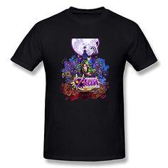 Jahei Custom The Legend Of Zelda T Shirt For Juniors Black Medium