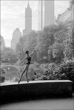 Ballet dancers on the street / by Dane Shitagi