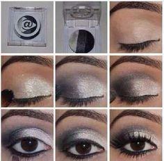 30f426ada8 Trio de Sombras de Olhos Compactas marykayatplay Tutoriales De Maquillaje,  Trucos De Maquillaje, Cabello