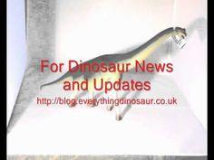 Everything Dinosaur's review of the Wild Safari Brachiosaurus dinosaur model.