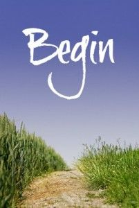 Home Yoga Practice Intention: Begin