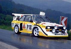 Audi Ur Quattro (Group B rally)