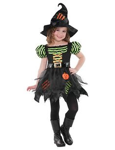 Costume per Halloween da strega versione 3 Costumi Da Strega 3bd062c346e2