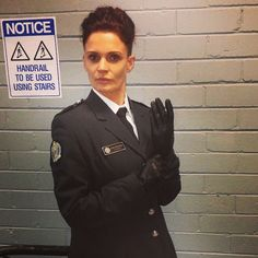 Bea dressed as an officer - Wentworth                                                                                                                                                                                 More