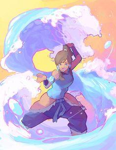 Avatar: The Last Airbender (The Legend of Korra) #Cartoon