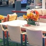 love this outdoor collection from Andrew Richard Designs Outdoor Furniture Sets, Outdoor Decor, Outdoor Living, Decor Ideas, Awesome, Collection, Design, Home Decor, Outdoor Life