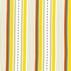 Tissu Racing Stripes Khak x 10cm - Ma Petite Mercerie