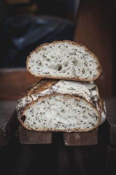 """Oh, sourdough, I know it's so healthy, but it takes two days to make it, right?"" and ""Sourdough bread baking just takes so much time and I should be at home all the time, I couldn't do it!"", are the sentences I here most often when I say I bake sourdough bread. Well, the answer…"