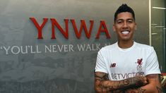 Roberto Firmino has today agreed terms on a new long-term contract with Liverpool Football Club. Watch now: Firmino on new deal and Klopp influence - https:/. Liverpool Football Club, Liverpool Fc, Everton, Alex Sandro, Gabriel Jesus, Daniel Alves, Lucas Lima, Bobby, Soccer