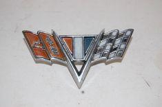 57 Bel Air Hood Rocket Assemblies 57 Chevy Bel Air