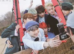 [SCAN] BTS Memories of 2016 - Young Forever Photoshoot © Celsius613