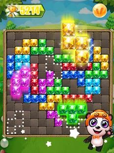 panda block puzzle is the legend of all puzzle games because its popularity is very high.