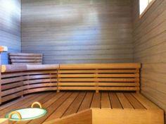 Arjen luksusta Hailuoto 153 saunassa