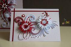 neli: Quilling cards - Baba Marta /10,5см - 14,5см)