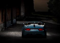 MINI has teamed up with Italian bespoke sports-car design company Touring Superleggera to create the MINI Superleggera Vision