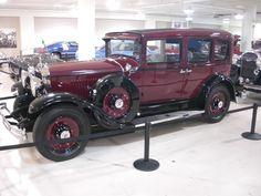 1929 Hupmobile