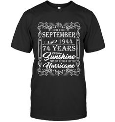 Birthday Gifts September 1927 Of Being Sunshine Shirt Funny Gift For Men Women 17th Birthday Gifts, 33rd Birthday, Sister Birthday, Special Birthday, Birthday Shirts, Sunshine, Hoodie, Pullover, Shirt Men