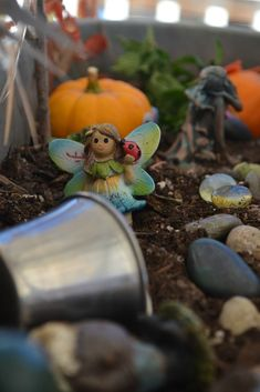 Fairy gardens are kids activities that provide hours of fun!